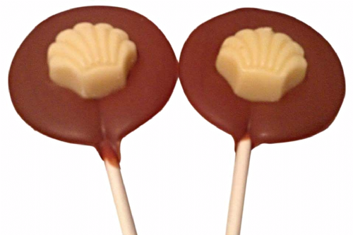 Chocolate Shell Lolly